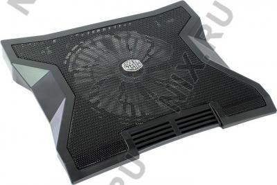 Купить Cooler Master <R9-NBC-NXLK-GP> NotePal XL Notebook Cooler (19дБ, 600-800об/мин, 3xUSB2.0, USB питание, Al) в Иркутске